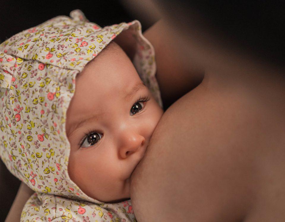 massaggio neonata